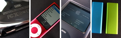 Every 2009 iPod, reviewed, photographed + more