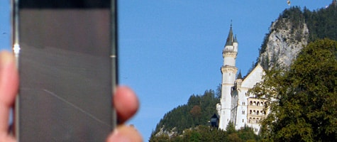 Photo of the week: iPhone in Germany