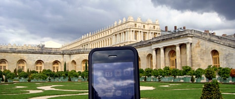 Photo of the Week: iPhone 3GS in France