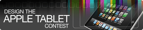 iLounge announces the Design the Apple Tablet contest
