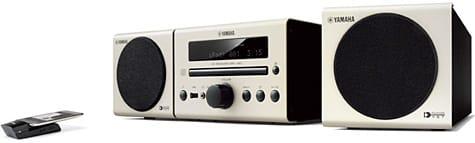 Yamaha debuts MCR-140 speaker with wireless iPod control