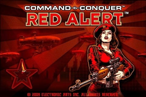 Review: Electronic Arts Command & Conquer Red Alert