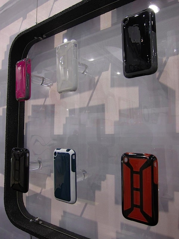 Fifteen High-Profile 2010 CES iPod + iPhone Debuts Worth Seeing