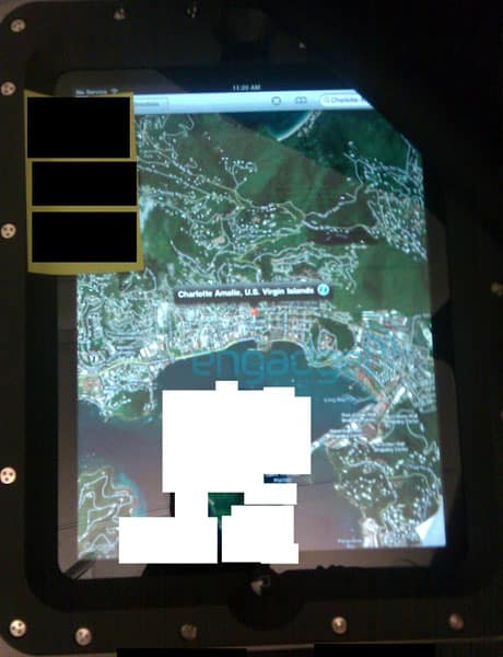 Purported tablet images appear ahead of event