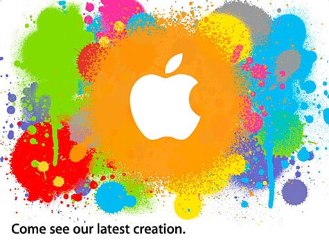Apple confirms event on Jan. 27 to show 'latest creation'