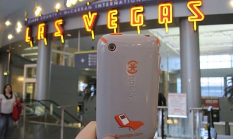 Photo of the Week: iPhone in Las Vegas