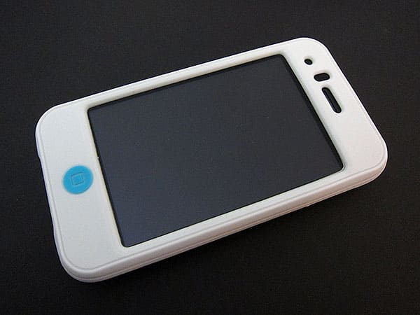 First Look: United SGP Silke High Polymer-Coated Silicone Case for iPhone 3G/3GS