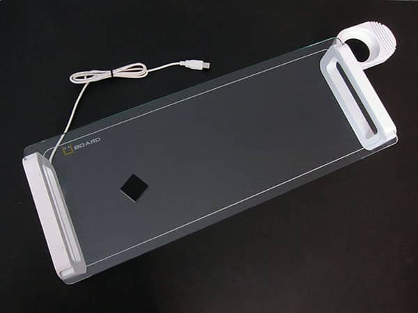 UBoard, The Mac-Ready USB Desk Shelf, And Clickfree C2 Portable Backup
