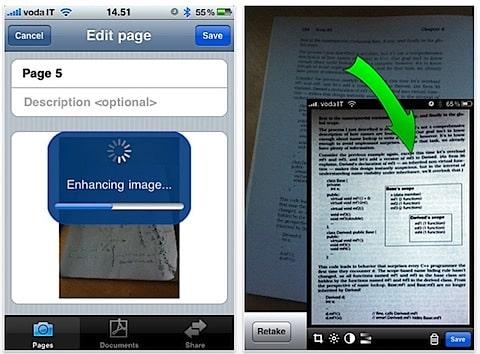 Zirak Mobile releases Scanner & Fax app