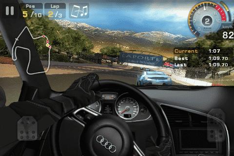 Gameloft releases GT Racing: Motor Academy