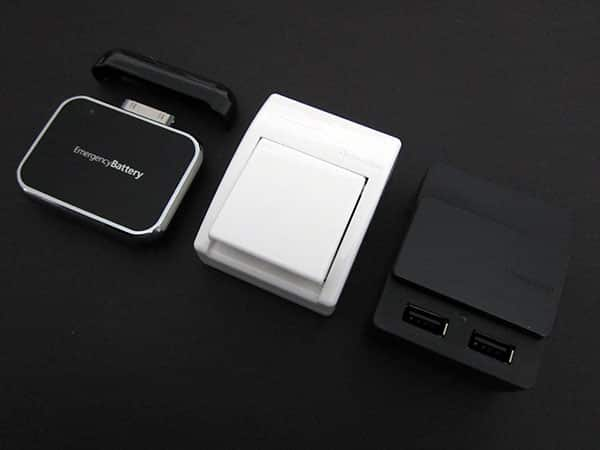 Review: Simplism Emergency Battery, Dual USB Charger Slide + Dual USB Charger Air