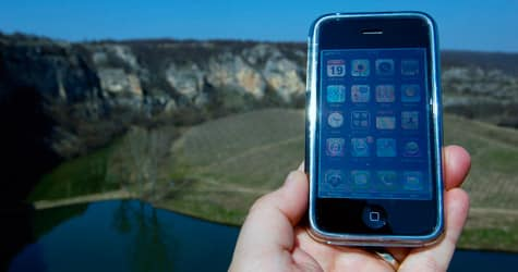 Photo of the Week: iPhone 3G in Bulgaria