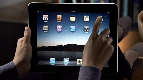 Apple posts iPad Guided Tours