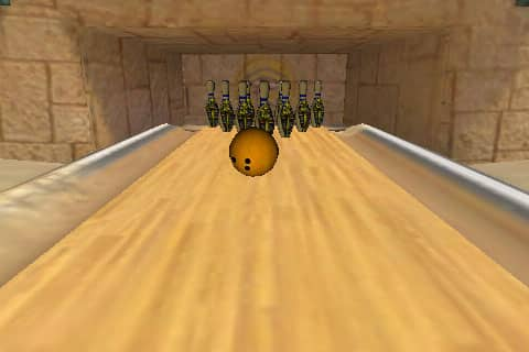 Review: Freeverse Flick Bowling 2