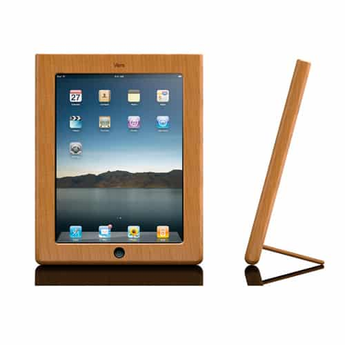 Gear Guide: Vers Wood Case for iPad