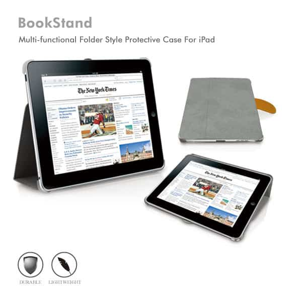 Gear Guide: Macally BookStand Case for iPad