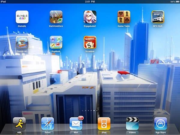 iPhone + iPad Gems: Dark Void Zero, Espgaluda II, NFS Shift iPad, Pinball HD, Scrabble iPad + More
