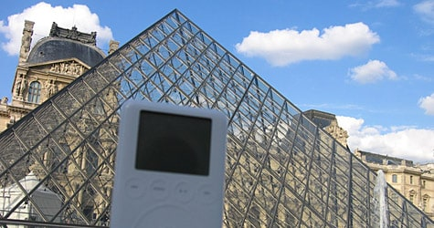 Photo of the Week: iPod 3G in France