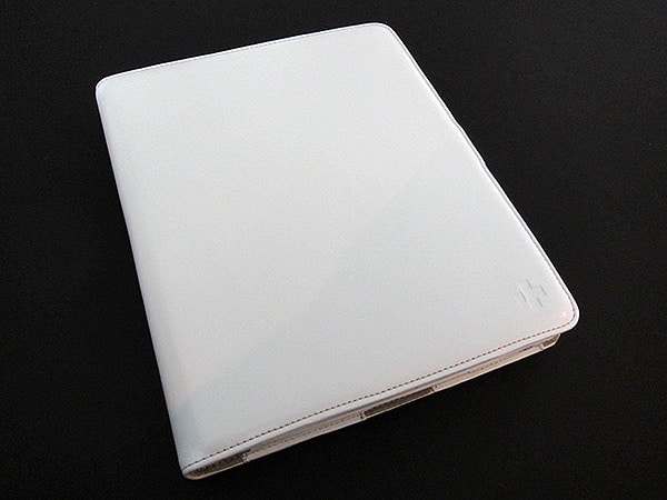 First Look: Simplism Flip Leather Case for iPad