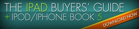 iLounge releases massive iPad Buyers' Guide + iPod/iPhone Book 5