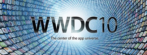 WWDC 2010 sells out in eight days