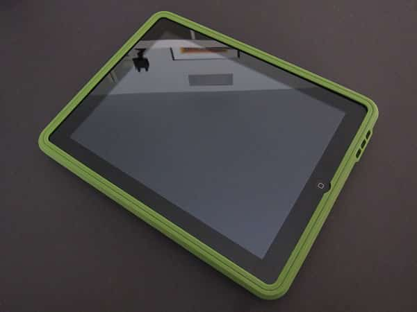 First Look: Sumajin Ink Silicone Case for iPad