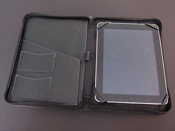 Preview: Newer Technology iFolio for iPad