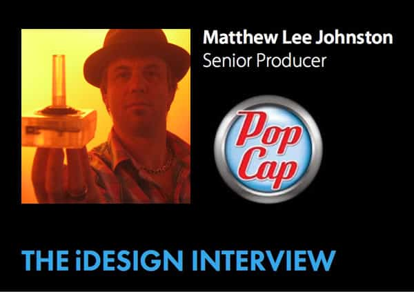 PopCap Games: The iDesign Interview