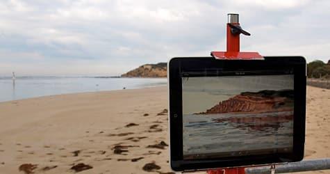 Photo of the Week: iPad in Australia