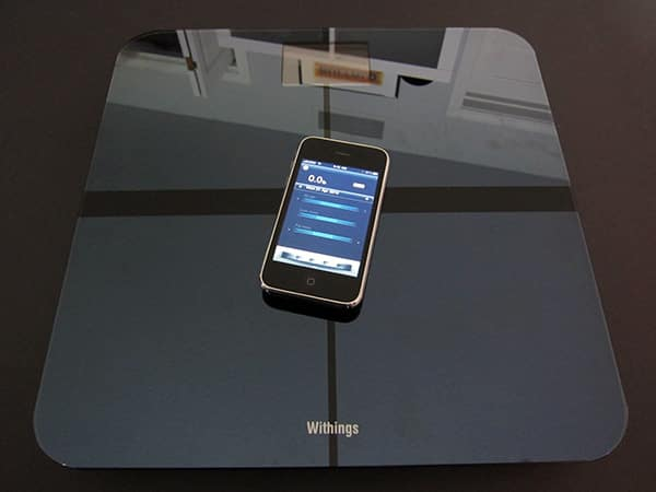 Review: Withings Connected Scale with WiScale for iPhone