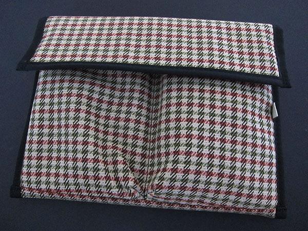 First Look: Plaid Doctrine iPad Sleeve
