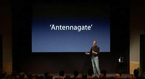 Apple posts video of iPhone 4 event, antenna info pages