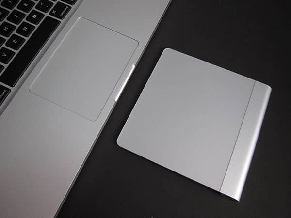 Update on Apple's Magic Trackpad: Battery Life + As A Mouse Replacement