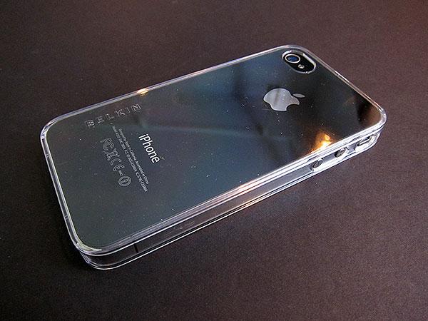 First Look: Belkin Grip Vue, Shield Eclipse, Shield Micra + Verve Cinema for iPhone 4