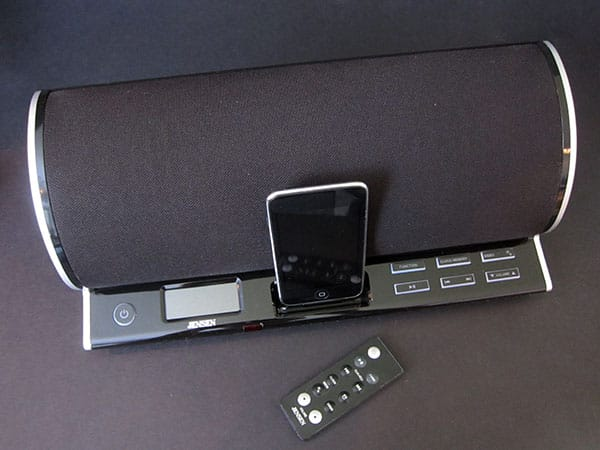 First Look: Jensen JiMS-205i + JiMS-260i Digital Music Systems for iPod + iPhone