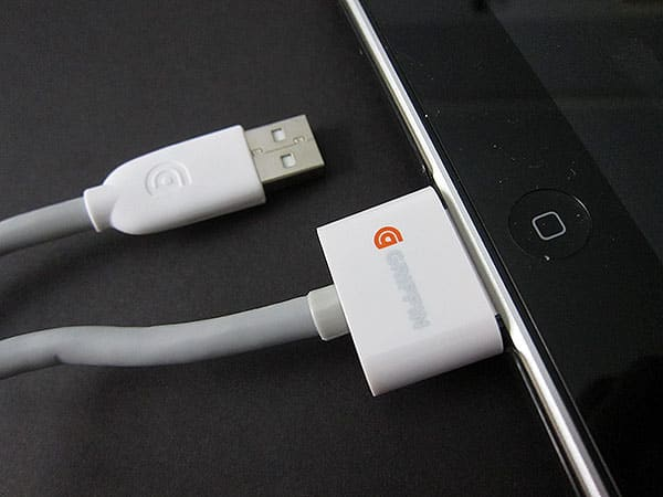 Review: Griffin XL 3 Meter USB to Dock Cable