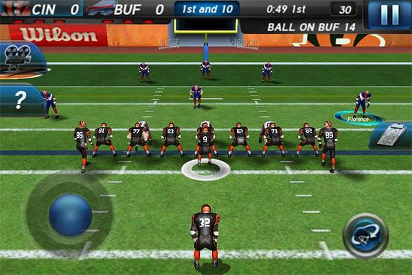Review: Gameloft NFL 2011