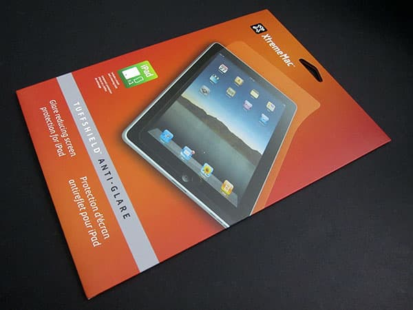 First Look: XtremeMac Tuffshield for iPad, iPhone 4 + iPod touch