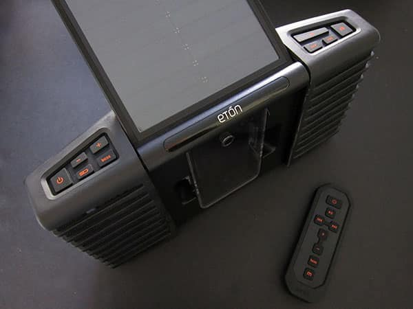 Review: Eton Soulra Solar-Powered Sound System for iPod and iPhone