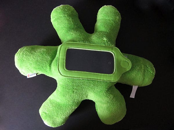 Preview: Griffin Woogie Huggable Case + Media Player for iPod touch + iPhone