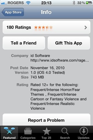 Gifting Apps