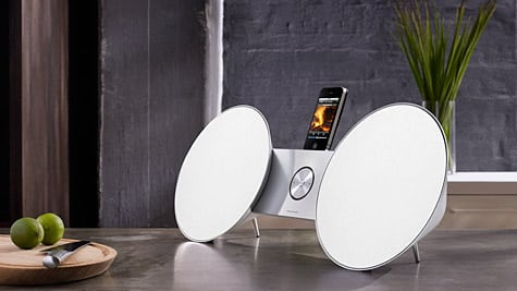 Bang & Olufsen outs BeoSound 8 for iPod, iPhone, iPad
