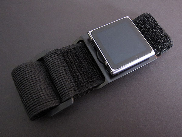 First Look: Griffin AeroSport for iPod nano 6G
