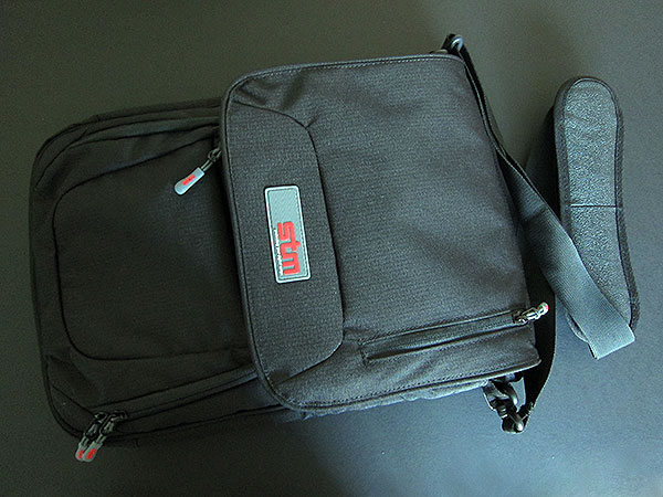 First Look: STM Vertical Shoulder Bag