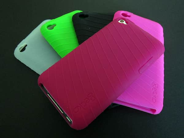 First Look: Gecko Gear Gecko Glove for iPod touch 4G