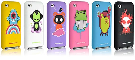 Boomwave intros Zu Series cases for iPod touch 4G