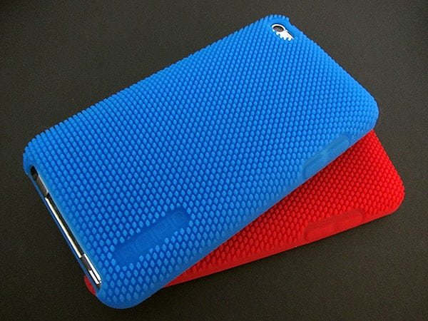 First Look: Incipio Microtexture, Pillow + Silicrylic for iPod touch 4G