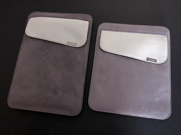 "MacBook Air 11"" Gets Moshi's Muse + Speck's SeeThru Satin"