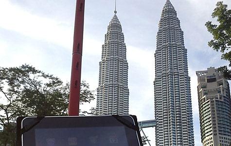 Photo of the Week: iPad in Malaysia