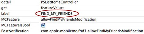iOS 4.3: 'Find My Friends' feature, new devices found